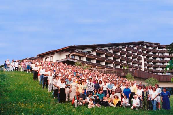 PALLAS-Seminare 25 Jahre Feier im Hotel Interalpen, Österreich
