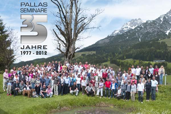 PALLAS-Seminare 35 Jahre Feier im Hotel Krallerhof, Österreich