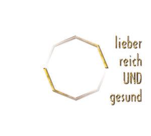 """Alfred R. Stielau-Pallas - CD/Audiobook - """"lieber reich und gesund"""""""