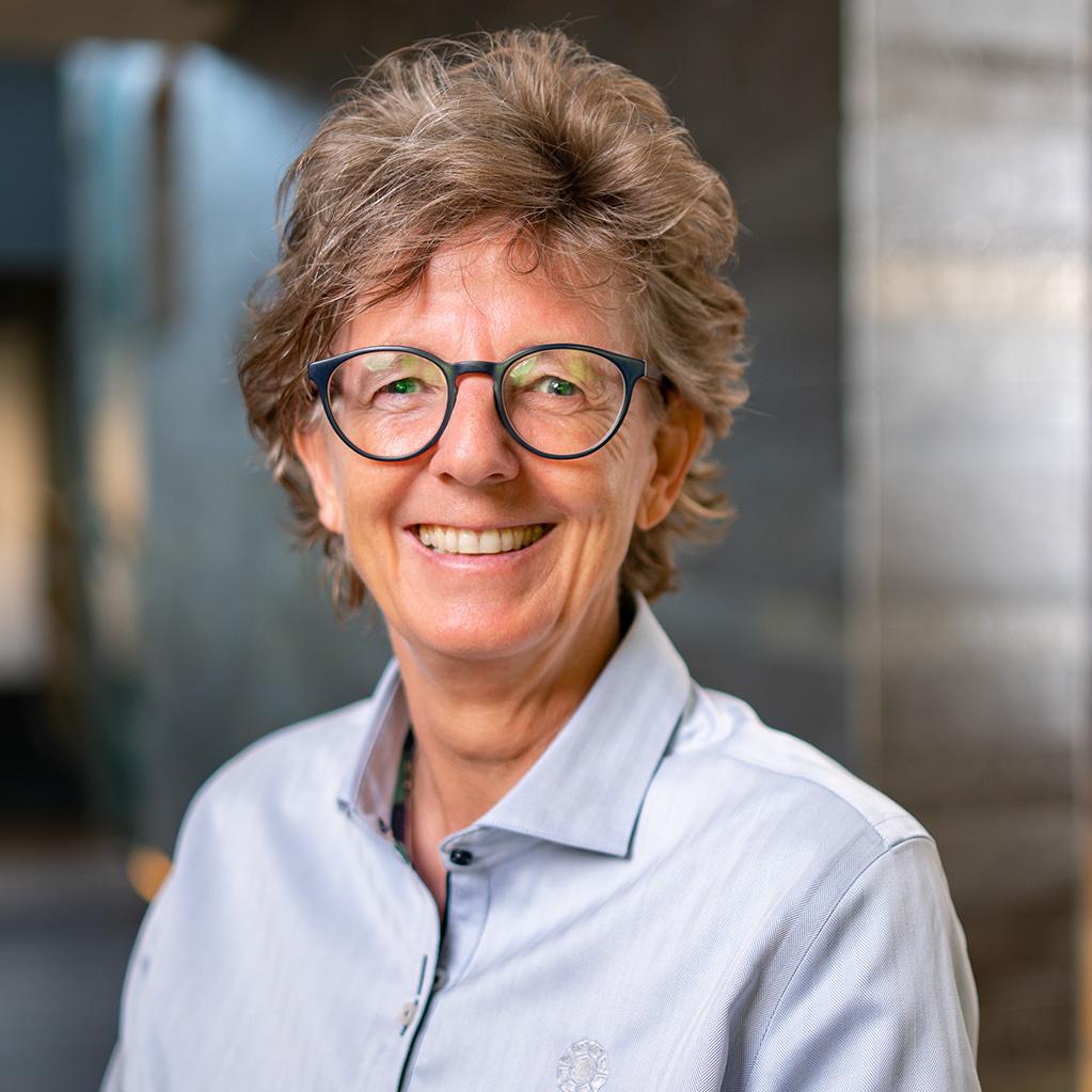 Doris Endreß - Seminarleiterin der PALLAS-Seminare