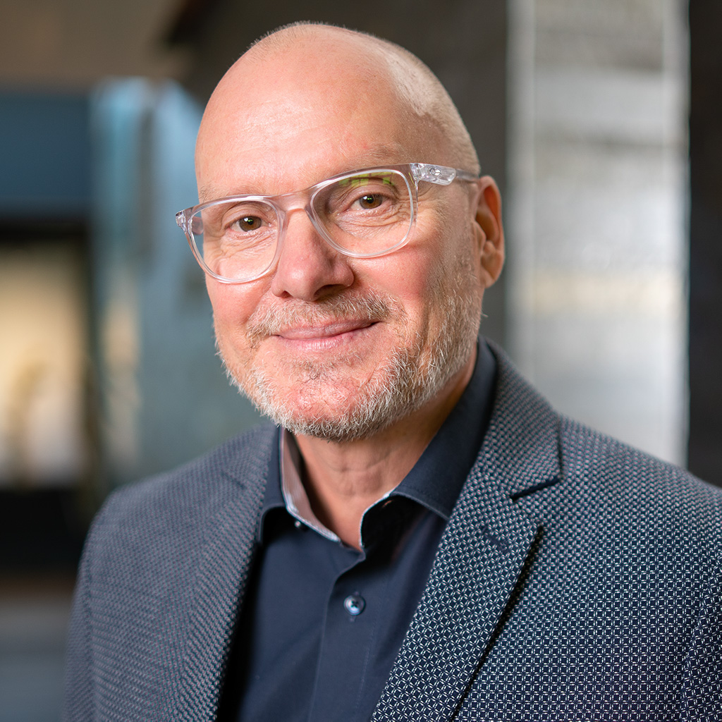 Frank Endreß - Seminarleiter der PALLAS-Seminare
